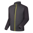 FJ Quilted Fleece Jacket - FJ Quilted Fleece Jackets offer style, comfort and warmth on those cooler days on the golf course.