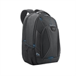 """Solo® Glide Backpack - 7"""" x 17.5"""" x 12.5"""" backpack; includes a tablet pocket and a compartment for laptops up to 17.3""""."""