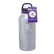 iCOOL Colossal Odin 64 oz. Stainless Steel Vacuum Water B... - 64 oz. stainless steel bottle; keeps beverages cold for up to 24 hours or hot for up to 8 hours.