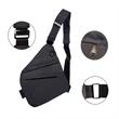 Multipurpose Anti Theft Sling Shoulder Crossbody Chest Bag