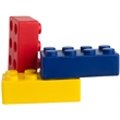 Squeezies (R) Construction Blocks Stress Reliever