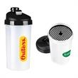 The 28 oz. Power Shaker - Shake and mix up your favorite energy drink, power protein shake or diet drink.