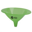 Kitchen Funnel - Kitchen funnel, offered in an assortment of colors with imprinting options.