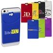 Goofy™ Silicone Mobile Device Pocket - Silicone mobile device pocket.