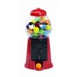 "Mini Bubble Gum Machine - 6 1/4"" mini bubble gum machine."