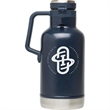 64 oz Stanley Classic Easy Pour Vacuum Growler - Customizable vacuum 18/8 stainless steel 64-ounce Stanley beer growler. BPA free