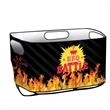 Rappz Cover for 50-Quart Wheeled Cooler - Customize your cooler to promote your brand, display colorful artwork or show off your team spirit.