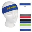 Contender Headband - Contender Headband. 100% Polyester With Stretch. Tapered Back For More Secure Fit. One Size Fits All.