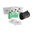 Mini - Pet Owners Kit - Mini - Pet Owners Kit, including fold up plastic dog bowl, hand sanitizer wipes, pet body and paw wipes, and disposable waste bags