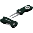 FIX-ALL! DIVOT REPAIR TOOL WITH BALL MARKER - Divot repair tool with ball markers.