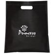 NON WOVEN CUT-OUT HANDLE TOTE - Non-woven cut-out handle tote.