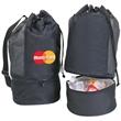 BEACH TOTE/COOLER BAG - Beach tote/cooler bag. Adjustable/non-detachable shoulder strap.
