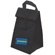 NON WOVEN INSULATED LUNCH BAG - Non-woven insulated lunch bag.
