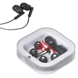 EARBUDS - Earbuds include 3 soft rubber interchangeable covers.