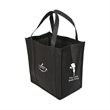 NON WOVEN TOTE - Non-Woven Tote. Two self-material handles / shoulder straps. Removable bottom base.