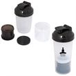 FITNESS FANATIC 600 ML. (20 OZ.) SHAKER BOTTLE - 20 oz. fitness shaker bottle.