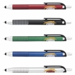 Souvenir® Motive Stylus Pen - Plunger action ballpoint pen with stylus.