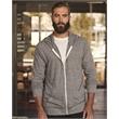 Alternative Eco-Jersey Full-Zip Hoodie - Unisex Eco-Jersey hooded full zip jacket. Blank product.
