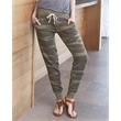 Alternative Women's Eco-Fleece Joggers - Alternative Eco-Fleece Women's Jogger Pants, blank.