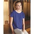 Alternative Women's Rocker Garment Dyed T-Shirt - Alternative Women's Rocker T-Shirt, blank.
