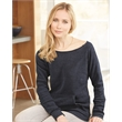Alternative Women's Maniac Eco-Fleece Sweatshirt - Women's fleece maniac sweatshirt. Blank product.