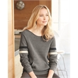 Alternative Women's Maniac Sport Eco-Fleece Sweatshirt - Ladies fleece maniac sport sweatshirt. Blank product.
