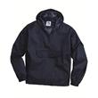 Augusta Sportswear Packable Half-Zip Hooded Pullover Jacket - Packable 1/2 zip pullover. Blank product.