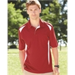 Augusta Sportswear Two-Tone Premier Sport Shirt - Adult two-tone sport shirt with breathable fabrics. Blank product.
