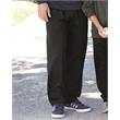 Badger Performance Fleece Open-Bottom Sweatpants - Adult moisture-management open bottom sweatpants. Blank product.