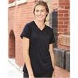 Badger Women's Pro Heather V-Neck T-Shirt - Women's Pro Heather V-Neck T-Shirt