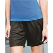 """Badger Women's Pro Mesh 5"""" Shorts with Solid Liner - Women's pro mesh shorts with 5"""" inseam. Blank product."""