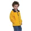 Bayside Youth USA-Made Full-Zip Fleece Jacket - Youth Full Zip Fleece Jacket
