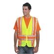 Bayside USA-Made ANSI Safety Mesh Vest - ANSI Safety Mesh Vest