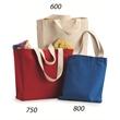 Bayside USA-Made Promotional Tote - USA made promotional tote bag. Blank.