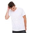 BELLA + CANVAS Burnout Tee - Next Level Premium Jersey Long Sleeve T-Shirt, blank.