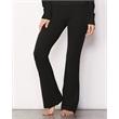 BELLA + CANVAS Women's Cotton Spandex Fitness Pants - Women's 8.0 oz. 87% cotton / 13% spandex fitness pant. Blank product.