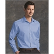 Calvin Klein Cotton Stretch Shirt - Adult cotton stretch shirt. Blank product.