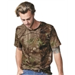 Code Five Adult Realtree® Camo Tee - Short sleeve camouflage t-shirt. Blank product.