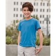 Comfort Colors Garment-Dyed Youth Midweight T-Shirt - Youth pigment dyed ringspun t-shirt. Blank product.