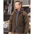DRI DUCK Horizon Two-Tone Boulder Cloth™ Canvas Jacket - Quarry washed two-tone cotton canvas jacket. blank.