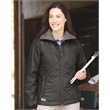 DRI DUCK Women's Solstice Thinsulate™ Lined Puffer Jacket - Women's water resistant jacket, blank.
