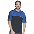 FeatherLite Daytona Racing Colorblocked Moisture-Free Mes... - Adult colorblocked sport shirt. Blank.