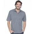 FeatherLite Moisture Free Mesh Sport Shirt - Adult moisture free mesh sport 4.0 oz shirt. Blank product.