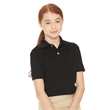 FeatherLite Youth Moisture Free Mesh Sport Shirt - Youth size moisture free sport shirt. Blank product.