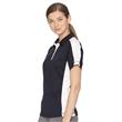 FeatherLite Women's Colorblocked Moisture Free Mesh Sport... - Ladies colorblocked moisture free mesh shirt. Blank