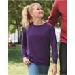 Gildan Ultra Cotton® Youth Long Sleeve T-Shirt - Youth size cotton long sleeve t-shirt. Blank product.
