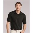 Gildan Ultra Cotton® Jersey Sport Shirt - Adult 6.1 oz preshrunk 100% cotton heavyweight jersey knit sports shirt. Blank.