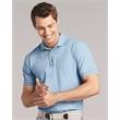 Gildan Ultra Cotton® Pique Sport Shirt - Adult 6.5 ounce preshrunk cotton pique sports shirt. Blank product.