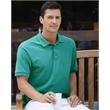 Gildan DryBlend® Jersey Sport Shirt - Adult preshrunk 5.6 oz 50% polyester/50% cotton jersey knit sport shirt. Blank.