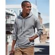 J. America Tailgate Hooded Sweatshirt - Adult tailgate hooded sweat shirt, blank.